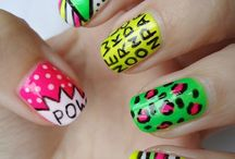NAILS!! / by Abby Mattes