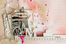 Scrappy Girl / Scrapbook inspiration that crosses my radar / by MilwMoments