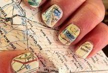 Beauty & Fashion: Fingernails / It's all about cool nails! #fashion #fingernails #manicure #diy / by Joy Joyslife