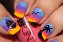 Beautiful Nails / by Vicki Givens