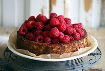 Easy as pie...Sweet edition [pie/tart/cake recipes] / by Genevieve Marett