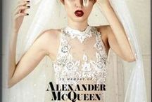 Alexander McQueen / the most magical designer  / by Jessica Steele