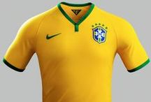 World Cup 2014 Kits / by World Soccer Talk