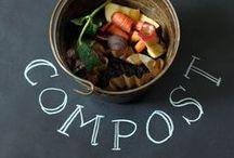 Compost - Helping my garden grow! / by Karen Sanchez