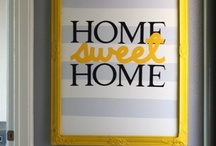 For The Home / by Andie Jones