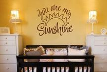 Someday  / Ideas for when there is a Baby S on the way.  / by Jessica Schoonover
