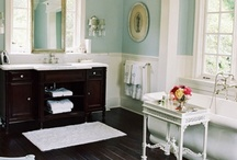 Bathroom ideas / by phyllis henry