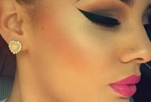 Makeup <3 / by Taylor Brown