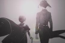 Black Butler/ Kuroshitsuji / by Bevin Eastman
