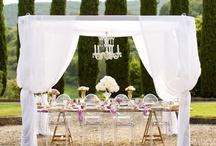 Lovely & Ladylike / Garden Wedding / by St. George Weddings