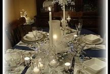 TABLE SETTINGS / by Karen Law