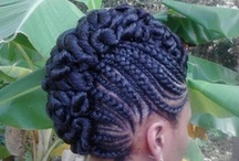 Wear-Hairstyles / by Iamgodgirl - that's it!