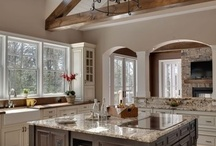 KITCHEN/DINING ROOMS / by Karen Law