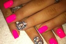 Nails, Nails, Nails / by Ashley Jordan