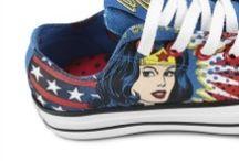 Wonder Woman  / by Stephanie Packtor
