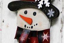 Christmas / by Sharon Sweeney