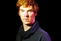 Benedict Timothy Carlton Cumberbatch / by Alicia Farrar