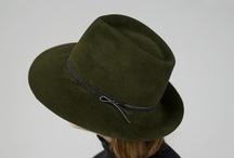 HATS + SCARVES / by Amanda Kristen