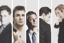 Men.  / Men, very sexy men.  / by Allison