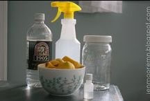 Cleaning Tips / by Alison Agnew | Nancherrow