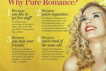 Purely Romantic / Romance Enhancement Products to improve your intimate life! / by Karen Hardy