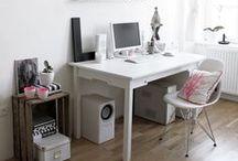 Home Decor | Workspace / by Patrícia Kitamura