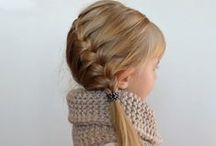girls hairstyles / by Amy Stewart