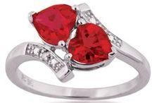Rockin' Ruby / by Riddle's Jewelry