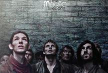 the magic of Merlin / by Kate Barlowe