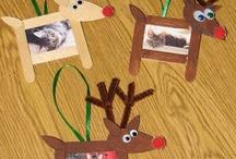 Christmas Cheer and Fun / All things Christmas / by Sandra Coffelt