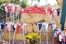 Farm Animals, Cowboy/Girl, Barn Parties / Farm Animals and crafts, Farm and Barn Parties,  Cowboy / Cowgirl Parties  / by Sandra Coffelt
