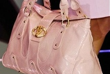Excess Baggage / Handbag Obsession...It's in the Bag! / by Kim Constantine
