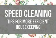 Cleaning, Organizing, Helpful Tips / by Becca Joy