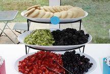 Dessert heaven! / by Kati Garn