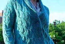 Knitting & Crochet / by Grace Edwards