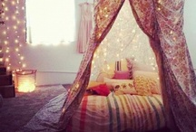 Dreamy Kid's Rooms / by Erin B