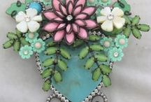 costume jewelry / by Shelly Krueger