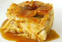 Goodies~Bread Pudding / Gooey comfort! Repin as many as you like....the whole point of this is to share!  / by Ann Levin