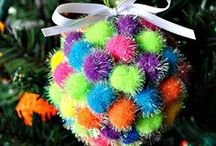 christmas ornament crafts / by Shelly Krueger