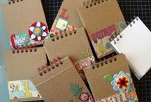 journals to make / by Shelly Krueger