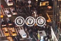 New York City / by Virginia Culbertson