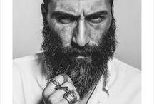 Beard Styles / #Beard #Men #Masculinity #Style / by Glitter & Pearls