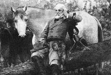 ACW ~ Confederates & Rebels. / The Confederate States Army existed from the formation of the Confederacy 2|1861 to its winding-up 5|1865. The most historic campaigns conducted by the Army of Northern Virginia under Robert E. Lee. Estimates of total Confederate enlistees vary between 750,000|1,000,000, though the size of the army at any given date is impossible to gauge. Casualty list estimated at 94,000 KIA or mortally wounded in battle, 164,000 deaths from disease & between 26,000 - 31,000 deaths in Union prison camps.  / by ♥༺♥༺♥ The Lady Caroline ♥༺♥༺♥