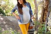 Preggy Clothing. / by Brittany Rheams-Deroche