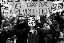 Nice Day for Revolution / by Kelsey Taylor Ⓥ