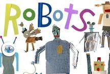 robot / by Tonya Ricucci