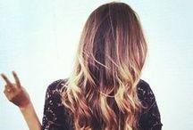 Long Hair Don't Care / by genevievå *
