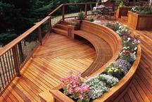 Yard, Decks, Patio & Hot Tubs / by Julie Thorn