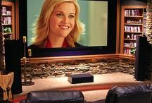 Dream Home Media Room Inspirations / by Lara Turner