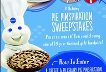 Happy Pie Week! / We <3 pie - so we're celebrating the almighty pie in all its forms for an entire week! Pies, pie pops, tarts, galettes, mini pies, sweet pies, savory pies... Pie, pie and more pie! / by Pillsbury